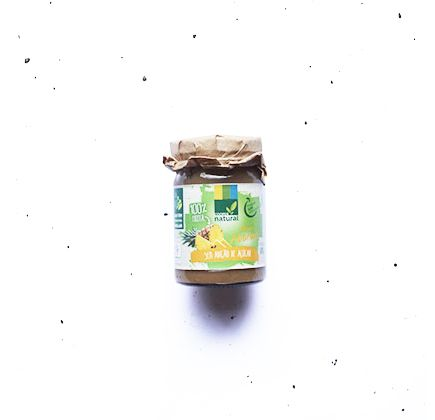 Geleia-de-Abacaxi-Organica-sem-Acucar-180g---Coopernatural-