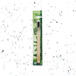 Escova-Dental-de-Bambu-e-Cerdas-de-Carvao-Ativado-16g---Suavetex