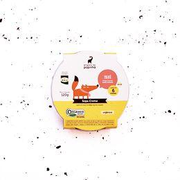 Sopa-Creme-Congelada-Organica-Leo-de-Carne-Bovina-Cenoura-Batata-e-Couve-120g---Emporio-da-Papinha