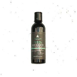 Shampoo-Equilibrio-com-Aloe-Vera-Tea-Tree-e-Copaiba-270ml---AhoAloe