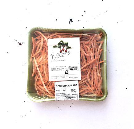 Cenoura-Ralada-Organica-Higienizada-100g---Raizs