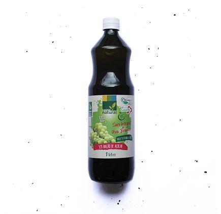 Suco de Uva (Branca) Integral Orgânico 1L - Coopernatural