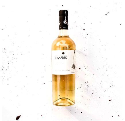 Vinho Orgânico Chardonnay 750ml - Familia Cecchin