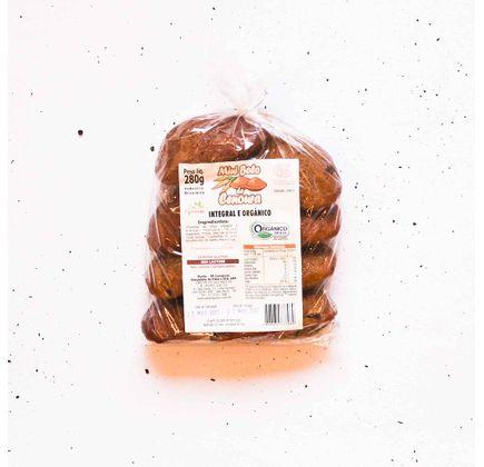 Minibolo de Cenoura Orgânico 250g - Pão do Céu