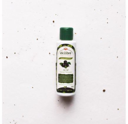 Óleo de Açaí Natural 30ml - Ekilibre