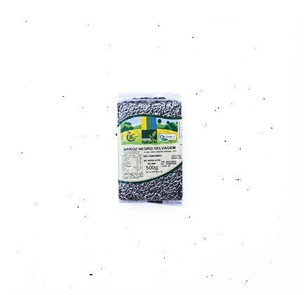 Arroz Negro Selvagem Orgânico 500g - Coopernatural